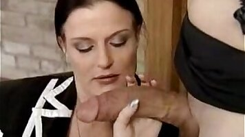 Classic Nympho Bragging About Her Circumcised Tits