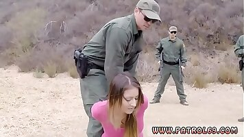 Mexican police and Border Patrol Latino patrols have not quite figured out this