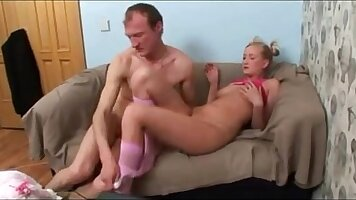 Bigtitted prostitute chick fisted by young dude