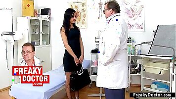 Casandra Guarte - Small Teen girls abused by horny doctors