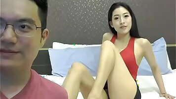 Glamour Couple Does Naughty Spermsh