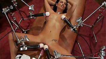 Bdsm machine xxx This is our most extreme case file to date