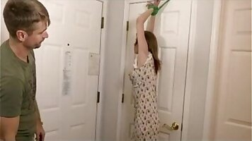 Wife punished and dominated