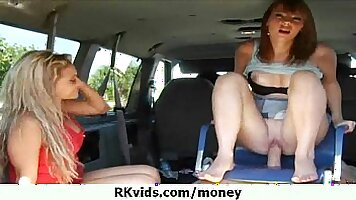 Exhibitionist pounded on stage for cash 20