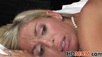 Birch Dutch Cigar Fill Mom And Fondle Her Pussy + Farting